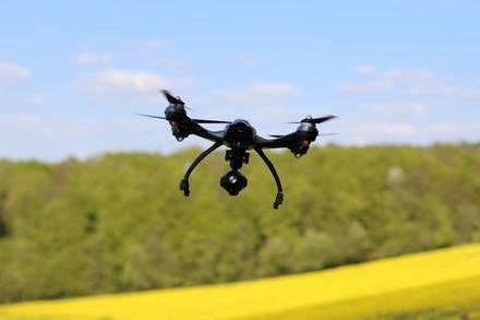 Новые дроны будут искать пожары внижегородских лесах: фото и иллюстрации