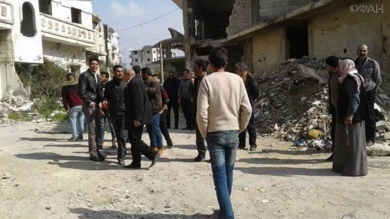Газопровод в сирийской провинции Хомс вышел из строя после атаки террористов: фото и иллюстрации