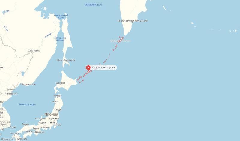 Россия отказалась обсуждать с Японией передачу двух островов: фото и иллюстрации