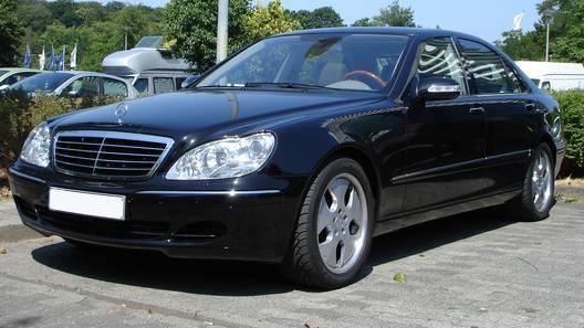 Капиталка с конфискацией: таможня не дала добро владельцу Mercedes-Benz S600L: фото и иллюстрации