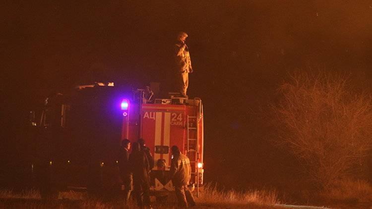 Смерть от огня: на пожарах в Крыму погибли два человека: фото и иллюстрации