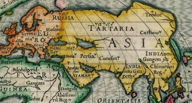 «Великая Тартария»: какое государство существовало на территории России | Русская семерка: фото и иллюстрации