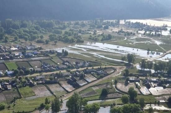 Новые дома для пострадавших от паводка в Иркутской области построят до октября 2020 года: фото и иллюстрации