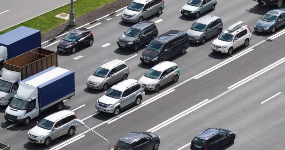 """ЦОДД предупредил о """"непростой неделе"""" для столичных автомобилистов: фото и иллюстрации"""