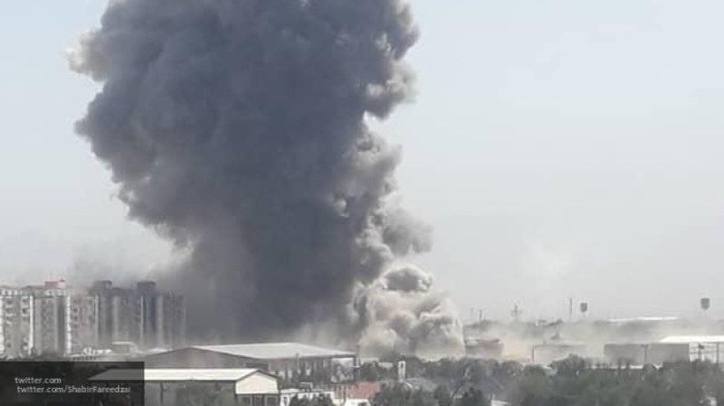 Пять полицейских погибли и двое пострадали при взрыве мины в Афганистане: фото и иллюстрации