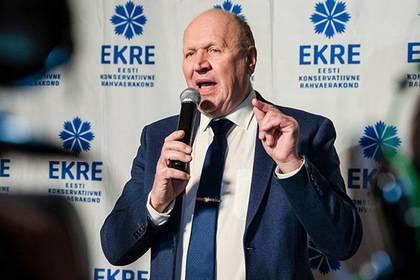 Эстонские националисты захотели диалога сРоссией: фото и иллюстрации
