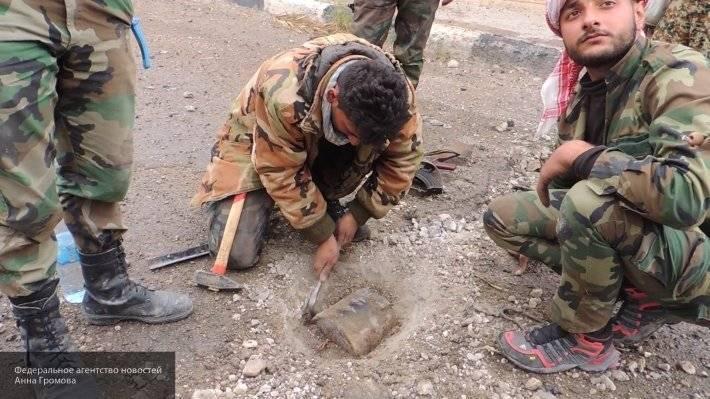 Получившего ранение в Дамаске сапера САР будут лечить в Москве: фото и иллюстрации