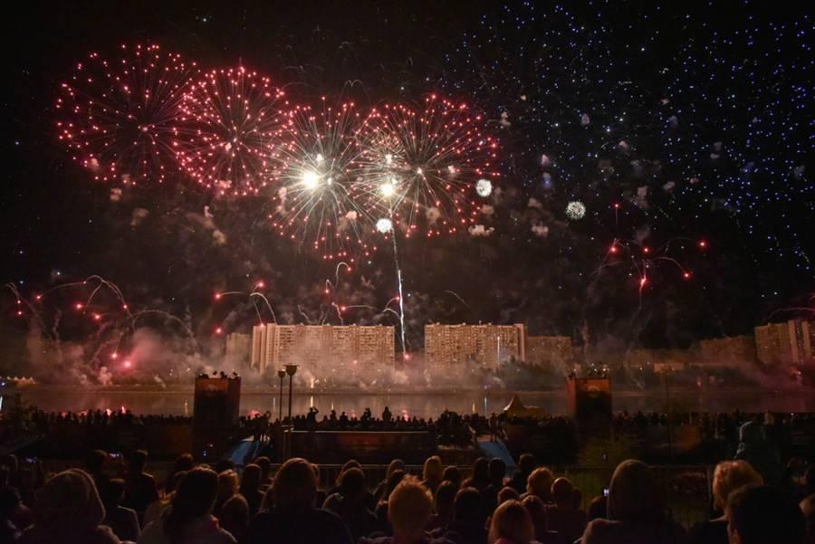 """Москва 24 расскажет, как пройдет фестиваль фейерверков """"Ростех"""" в этом году: фото и иллюстрации"""