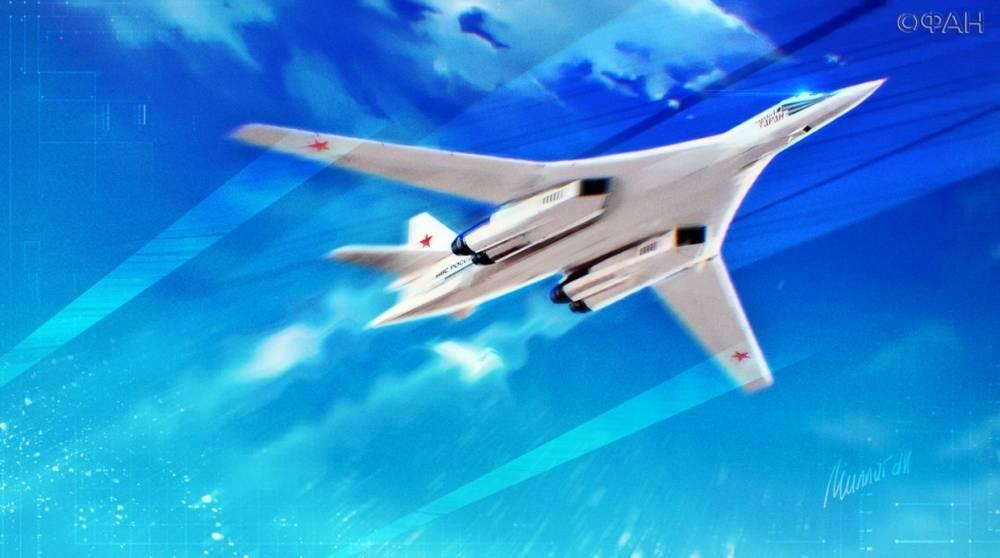 В Совфеде назвали полет Ту-160 над Балтикой демонстрацией флага оборонной мощи России: фото и иллюстрации