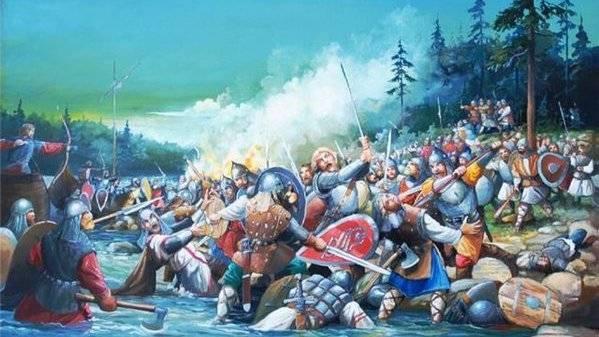 Загадки сражения, после которого Александра прозвали Невским: фото и иллюстрации