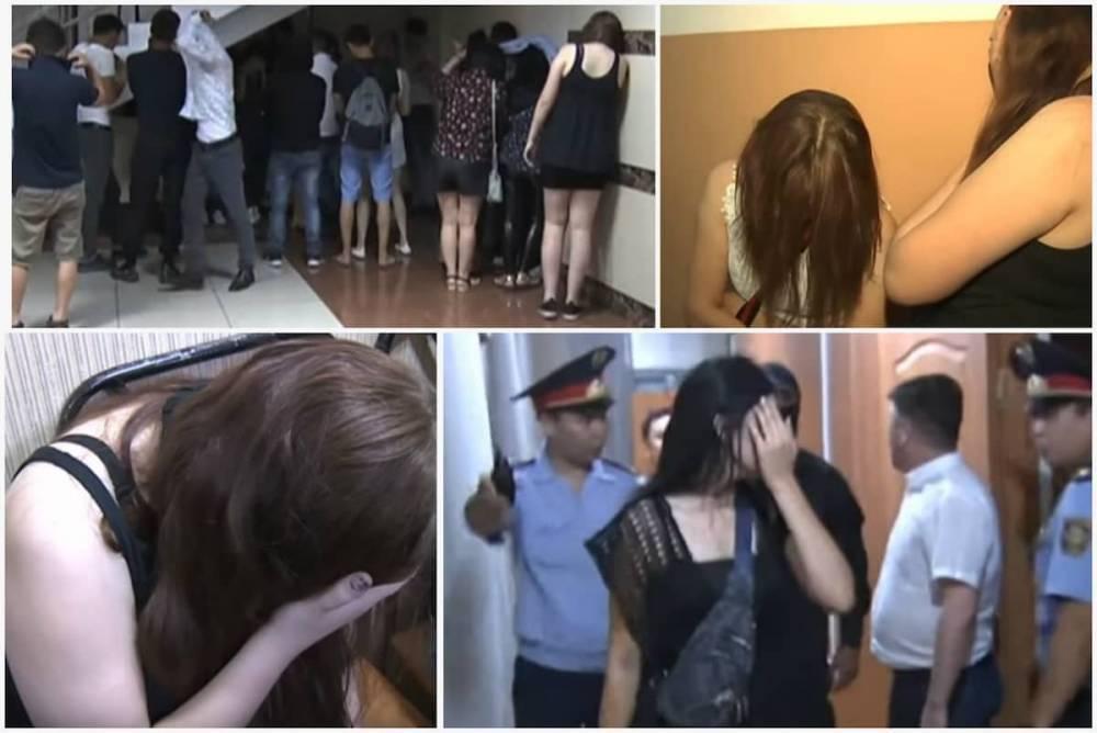 Задержание проституток тюмень фото ххх проститутки
