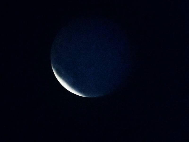 Лунное затмение увидят в Крыму, Москве и на Кавказе