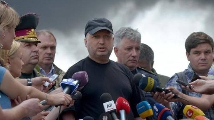 Жириновский прокомментировал заявление Турчинова о Крымском мосте