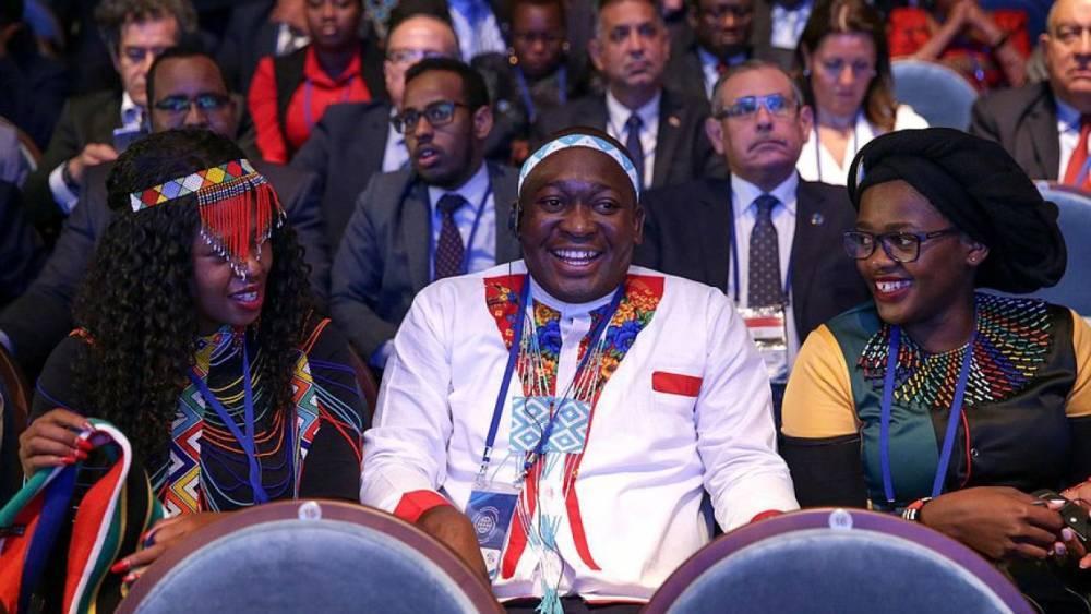 Россия собралась в большой африканский поход