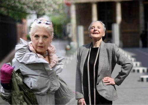 Здравствуй, старость! 7 трендов, которые превратят зрелую женщину в чучело: фото и иллюстрации