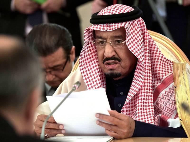 Эр-Рияд дал согласие на размещение военного контингента США: фото и иллюстрации
