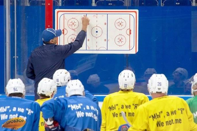 35 игроков «Салавата Юлаева» отправились на сборы в Финляндию: фото и иллюстрации