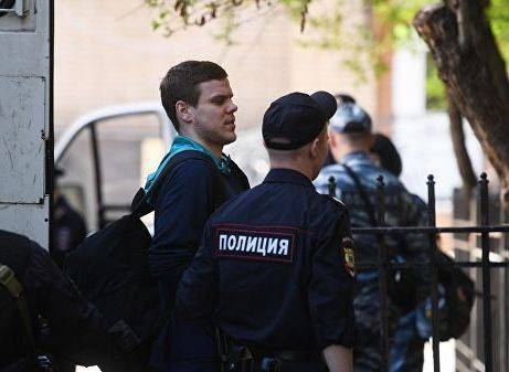 Кокорин и Мамаев будут отбывать наказание в Белгородской области