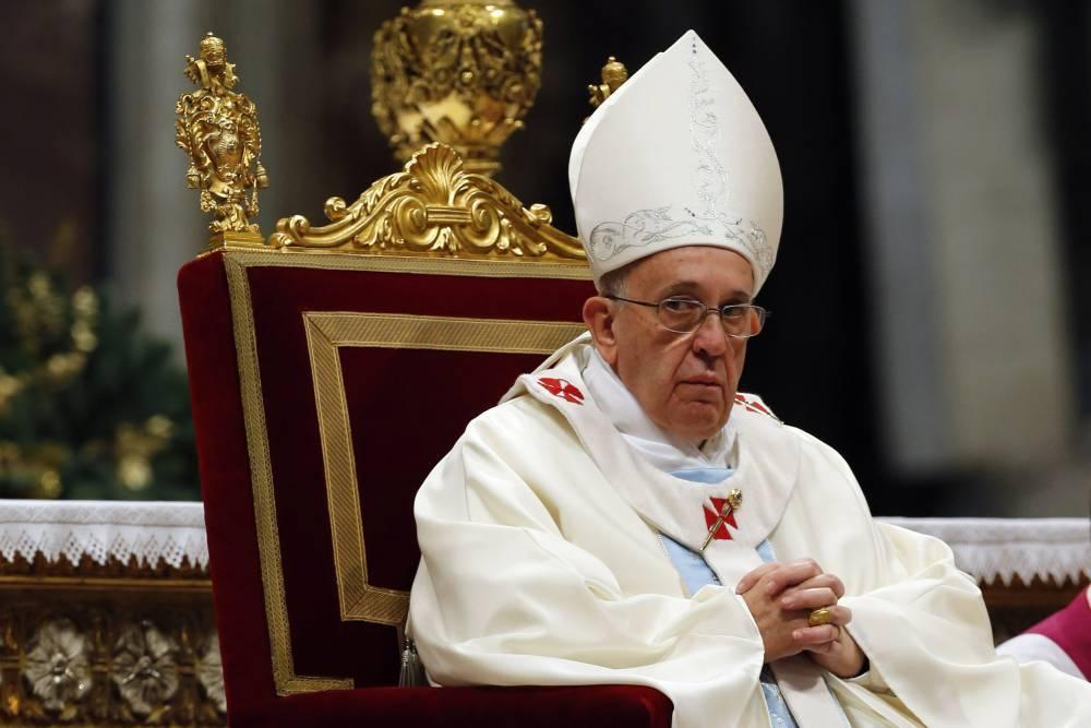 Открытки, прикольные картинки о папе римскому