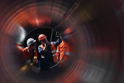 «Северному потоку-2» нашли замену: фото и иллюстрации