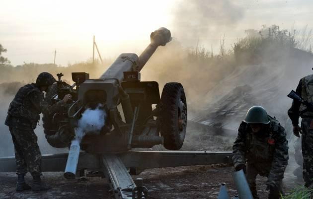 ВСУ за сутки выпустили по территории ДНР свыше 100 боеприпасов   Новороссия