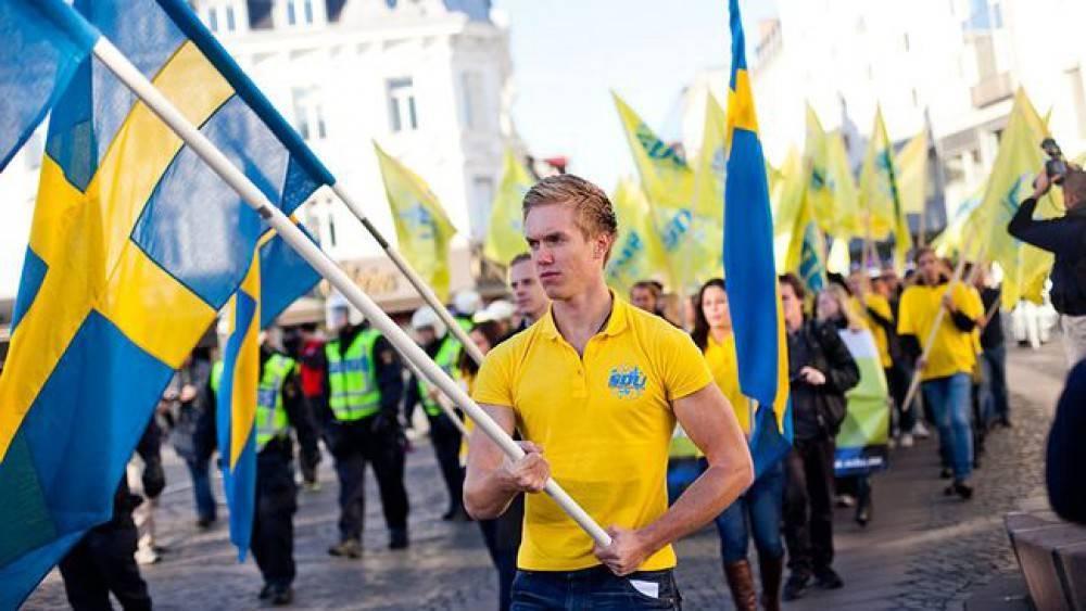 Кремль помог шведским радикалам добиться рекордных результатов на выборах