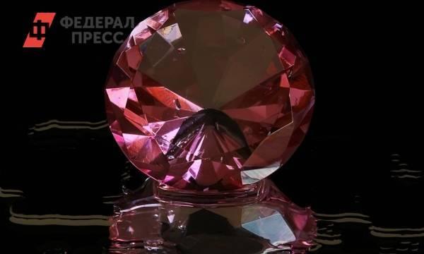 Огромный розовый бриллиант «Призрак Розы» будет продан в ноябре | Москва | ФедералПресс