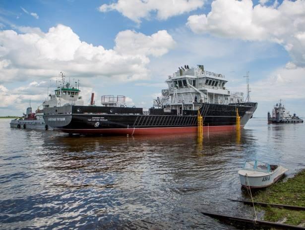 Гидрографическое судно «Александр Рогоцкий» пришло к месту службы на Камчатке: фото и иллюстрации