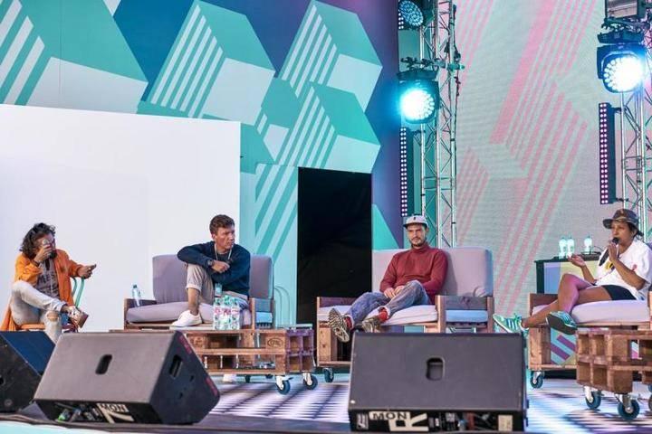 Москвичей пригласили на фестиваль Street Blogger Fest: фото и иллюстрации