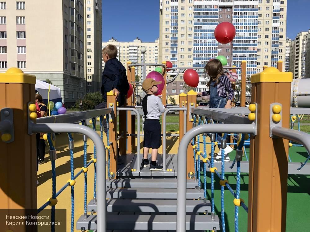 Беглов принял участие в торжественном открытии «двора мечты» на улице Маршала Захарова: фото и иллюстрации