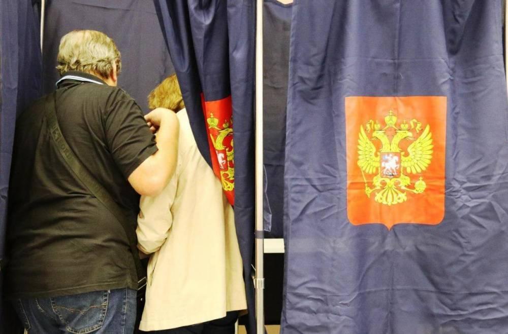 Инцидент с «дракой» членов УИК проверит полиция Петербурга: фото и иллюстрации