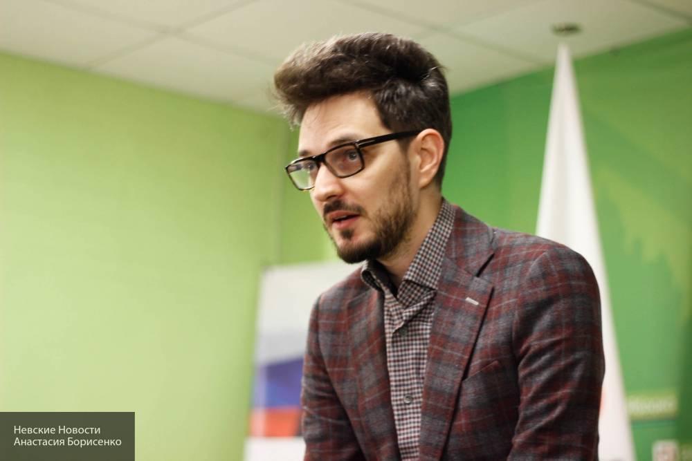 Кац выдал юную «яблочницу» за раскаявшуюся карусельщицу на петербургских выборах