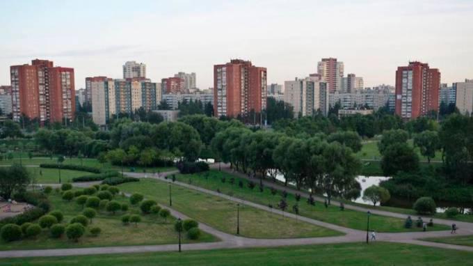 Смольный предложил новый участок под церковь вместо парка Малиновка: фото и иллюстрации
