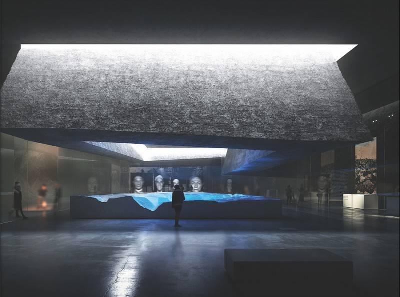 В конкурсе на проект музея-мемориала Холокоста «Бабий Яр» победили архитекторы из Австрии: фото и иллюстрации