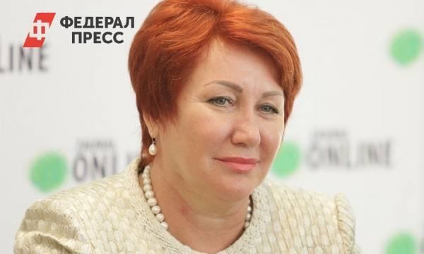 Сенатором от Курганской области в Совфеде может стать Елена Перминова