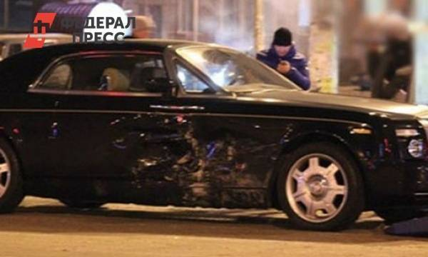 Разбивший Rolls-Royce бизнесмена Аристова челябинец подал на банкротство: фото и иллюстрации