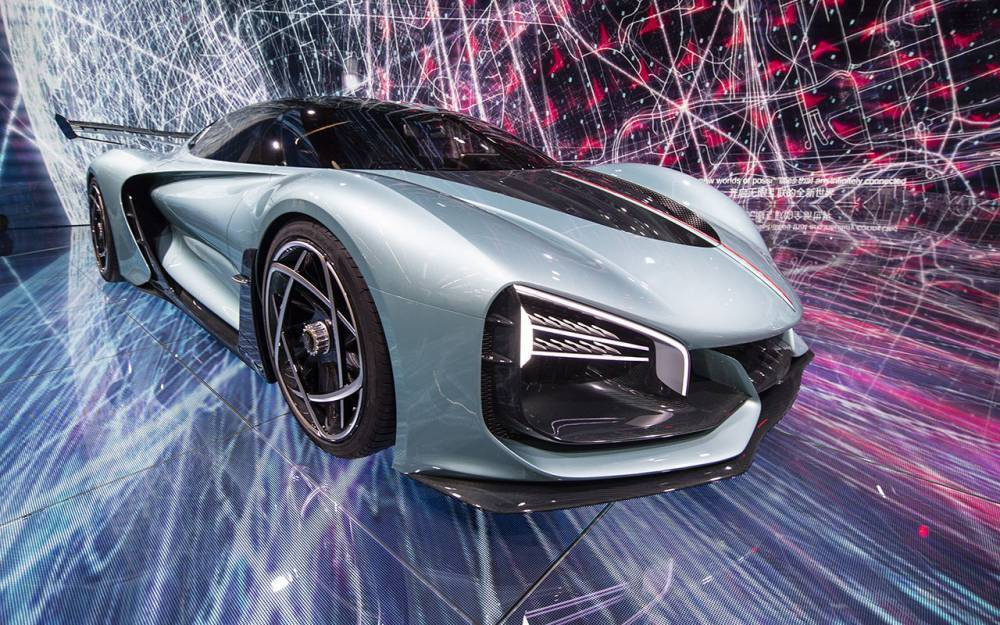 Китайцы утерли нос Bugatti: фото и иллюстрации
