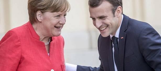 «Меркель и Макрон «поползли». Украина исчезает» – Бессмертный: фото и иллюстрации