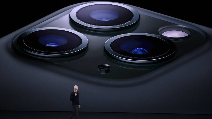 Плита или электробритва? В Сети посмеялись над камерой нового iPhone: фото и иллюстрации