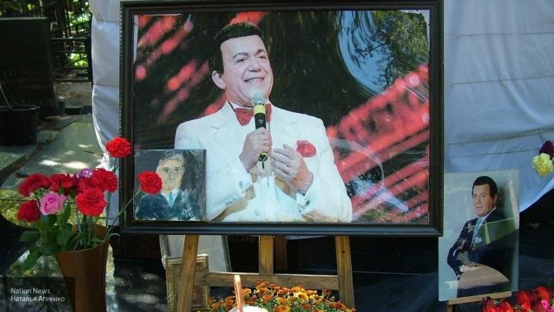 Концерт в честь Дня рождения Иосифа Кобзона состоится 11 сентября в Кремлевском дворце