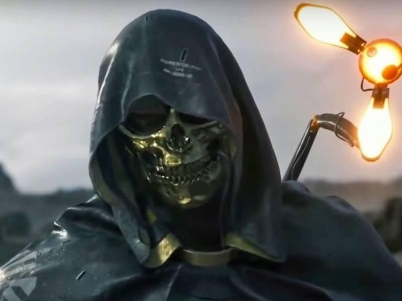 Кодзима показал 50 минут геймплея Death Stranding