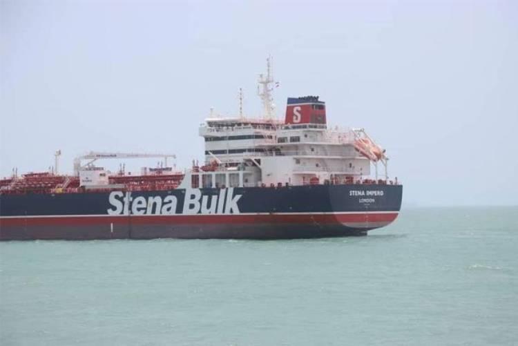 Иран освободит британский танкер Stena Impero через несколько дней: фото и иллюстрации
