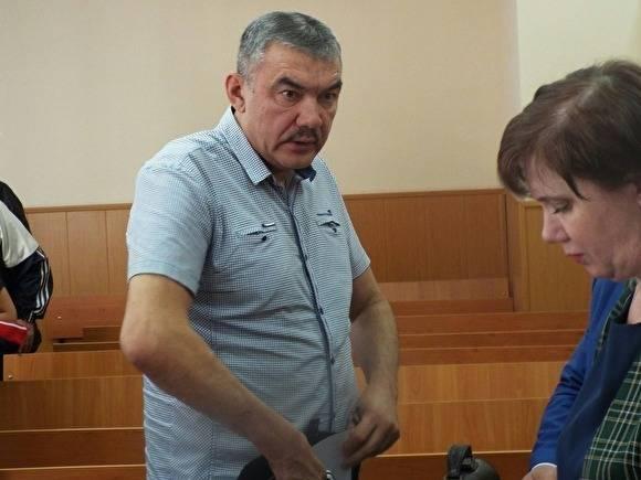 Гособвинение запросило для экс-главы курганского УФСИН 7 лет лишения свободы: фото и иллюстрации