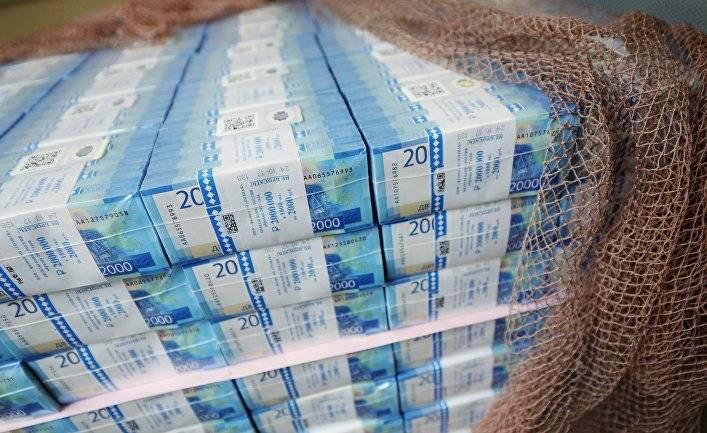 Bloomberg (США): путинская экономическая команда разошлась во мнениях насчет планируемого Кремлем вливания денег в экономику: фото и иллюстрации