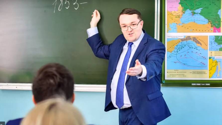 Выпускник ГГПИ выступит на  всероссийском конкурсе «Учитель года»: фото и иллюстрации