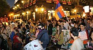 Шествие в Ереване против разработки Амулсарского рудника собрало свыше тысячи человек: фото и иллюстрации