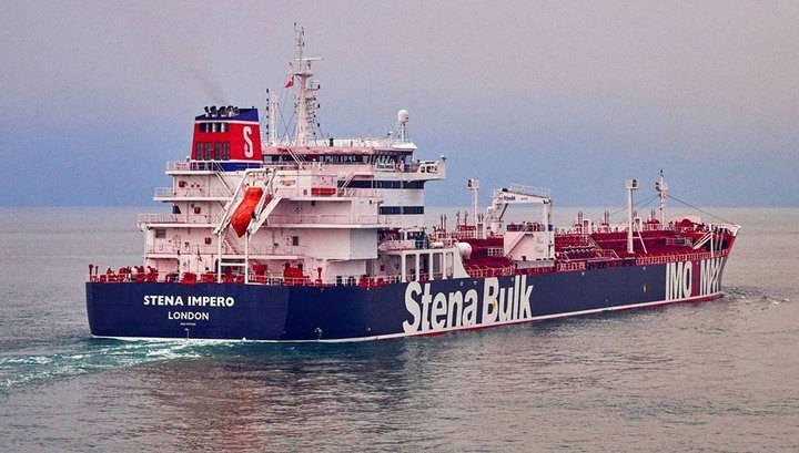 Иран отпустит танкер Stena Impero: фото и иллюстрации