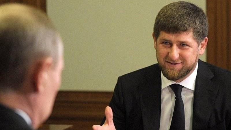Кадыров уверен, что шутка Путина про молодежь войдет в сборник цитат