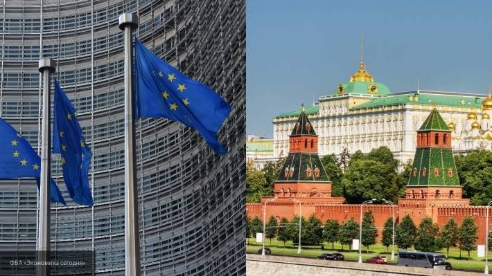 В Европарламенте предложили отменить санкции против России