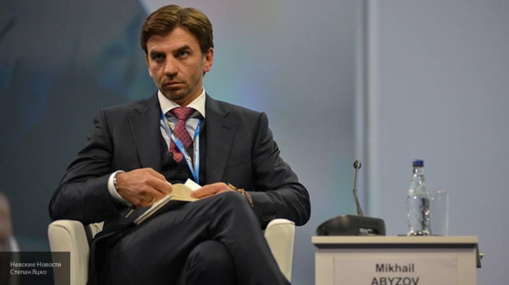 Суд обратил в доход государства взысканные с Абызова 32,5 млрд рублей